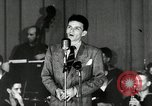 Image of Frank Sinatra New York City USA, 1943, second 9 stock footage video 65675031231