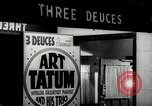 Image of Art Tatum New York City USA, 1943, second 1 stock footage video 65675031233