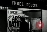 Image of Art Tatum New York City USA, 1943, second 3 stock footage video 65675031233