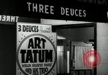 Image of Art Tatum New York City USA, 1943, second 4 stock footage video 65675031233