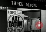 Image of Art Tatum New York City USA, 1943, second 8 stock footage video 65675031233