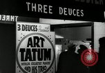 Image of Art Tatum New York City USA, 1943, second 11 stock footage video 65675031233