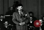 Image of Frank Sinatra New York City USA, 1943, second 5 stock footage video 65675031234