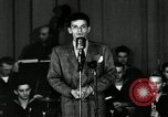Image of Frank Sinatra New York City USA, 1943, second 6 stock footage video 65675031234