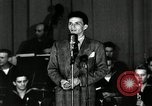 Image of Frank Sinatra New York City USA, 1943, second 7 stock footage video 65675031234