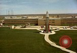 Image of Atlas Missile Omaha Nebraska Offutt Air Force Base USA, 1960, second 6 stock footage video 65675031237
