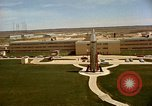 Image of Atlas Missile Omaha Nebraska Offutt Air Force Base USA, 1960, second 8 stock footage video 65675031237