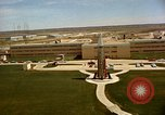 Image of Atlas Missile Omaha Nebraska Offutt Air Force Base USA, 1960, second 9 stock footage video 65675031237