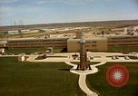 Image of Atlas Missile Omaha Nebraska Offutt Air Force Base USA, 1960, second 10 stock footage video 65675031237