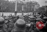 Image of Hungarian military parade Budapest Hungary, 1944, second 11 stock footage video 65675031296