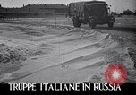 Image of Italian troops Russia, 1942, second 2 stock footage video 65675031298
