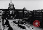 Image of art show Prague Czechoslovakia, 1944, second 6 stock footage video 65675031302