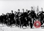 Image of German troops Finland, 1944, second 8 stock footage video 65675031304