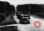 Image of German troops France, 1944, second 10 stock footage video 65675031305