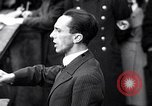 Image of Joseph Goebbels Germany, 1935, second 5 stock footage video 65675031313