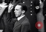 Image of Joseph Goebbels Germany, 1935, second 8 stock footage video 65675031313