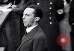 Image of Joseph Goebbels Germany, 1935, second 10 stock footage video 65675031313