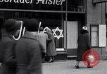 Image of Anti-Jew propaganda Berlin Germany, 1933, second 11 stock footage video 65675031315