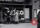 Image of Anti-Jew propaganda Berlin Germany, 1933, second 12 stock footage video 65675031315