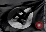 Image of Nazi Party flag Berlin Germany, 1935, second 7 stock footage video 65675031317