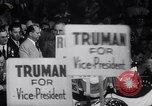 Image of Harry S Truman becoming President United States USA, 1948, second 10 stock footage video 65675031319