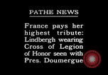 Image of Charles Lindbergh Paris France, 1927, second 1 stock footage video 65675031336