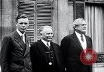 Image of Charles Lindbergh Paris France, 1927, second 8 stock footage video 65675031336