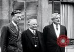 Image of Charles Lindbergh Paris France, 1927, second 10 stock footage video 65675031336