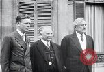 Image of Charles Lindbergh Paris France, 1927, second 11 stock footage video 65675031336