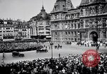 Image of Charles Lindbergh Paris France, 1927, second 12 stock footage video 65675031337
