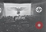Image of Adolf Hitler speech Berlin Germany, 1936, second 4 stock footage video 65675031403