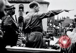 Image of Adolf Hitler at rally and parade Germany, 1939, second 2 stock footage video 65675031407