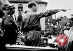 Image of Adolf Hitler at rally and parade Germany, 1939, second 3 stock footage video 65675031407