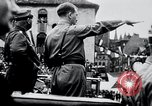 Image of Adolf Hitler at rally and parade Germany, 1939, second 4 stock footage video 65675031407