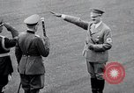 Image of Adolf Hitler at rally and parade Germany, 1939, second 8 stock footage video 65675031407