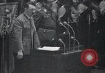 Image of Adolf Hitler speaks Germany, 1933, second 1 stock footage video 65675031410
