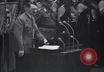 Image of Adolf Hitler speaks Germany, 1933, second 2 stock footage video 65675031410
