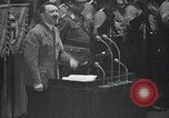 Image of Adolf Hitler speaks Germany, 1933, second 4 stock footage video 65675031410