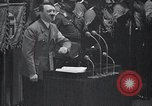 Image of Adolf Hitler speaks Germany, 1933, second 5 stock footage video 65675031410