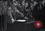 Image of Adolf Hitler speaks Germany, 1933, second 10 stock footage video 65675031410