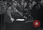 Image of Adolf Hitler speaks Germany, 1933, second 12 stock footage video 65675031410