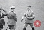 Image of Adolf Hitler with officers and crowds Germany, 1933, second 6 stock footage video 65675031411