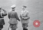 Image of Adolf Hitler with officers and crowds Germany, 1933, second 7 stock footage video 65675031411