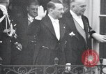 Image of Adolf Hitler at Bayreuth Opera House Bayreuth Bavaria Germany, 1936, second 5 stock footage video 65675031412