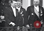 Image of Adolf Hitler at Bayreuth Opera House Bayreuth Bavaria Germany, 1936, second 7 stock footage video 65675031412