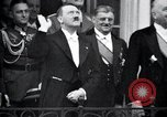 Image of Adolf Hitler at Bayreuth Opera House Bayreuth Bavaria Germany, 1936, second 12 stock footage video 65675031412