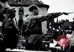 Image of Adolf Hitler reviews brown shirts Germany, 1933, second 3 stock footage video 65675031413