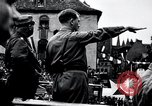 Image of Adolf Hitler reviews brown shirts Germany, 1933, second 4 stock footage video 65675031413