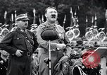 Image of Adolf Hitler reviews brown shirts Germany, 1933, second 7 stock footage video 65675031413
