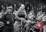 Image of Adolf Hitler reviews brown shirts Germany, 1933, second 11 stock footage video 65675031413